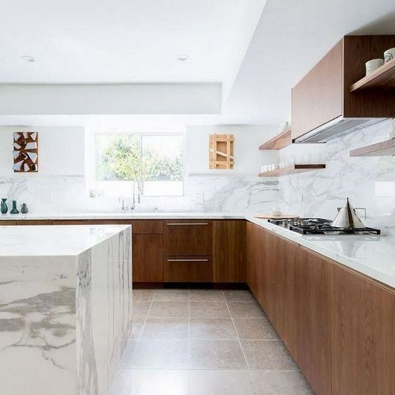 36 The Forbidden Truth About Modern Walnut Kitchen Cabinets Design Ideas Revealed By An Expert Myhomeorganic