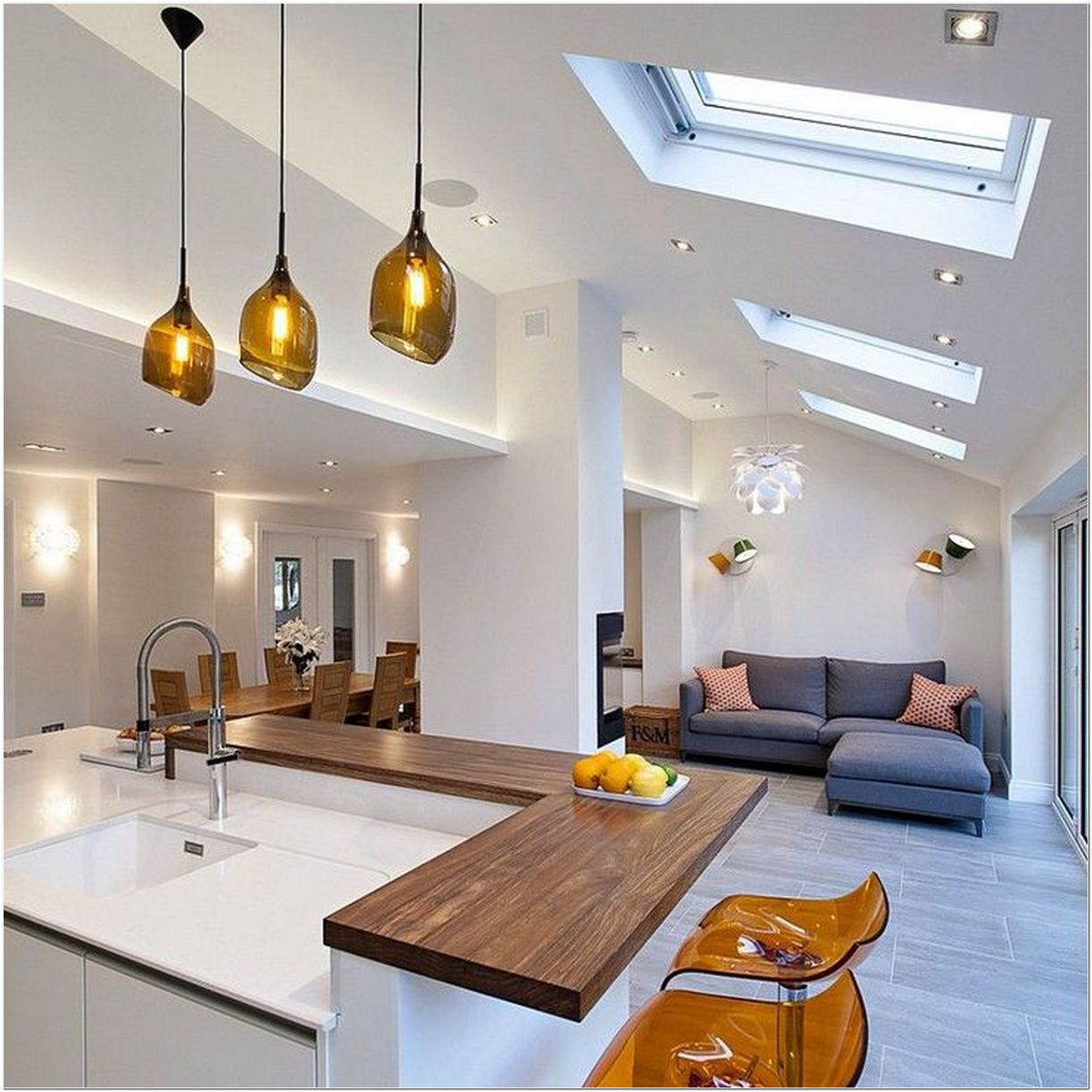67 Upgrade Your Food Service Business With Innovative Kitchen Extension Ideas