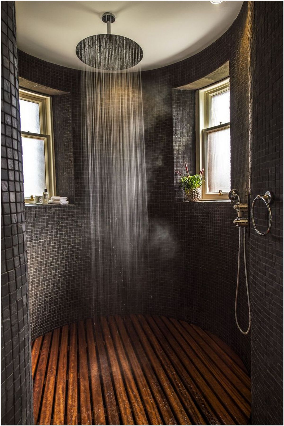 72 Luxury Shower Ideas For House in the Woods by Kim Smith