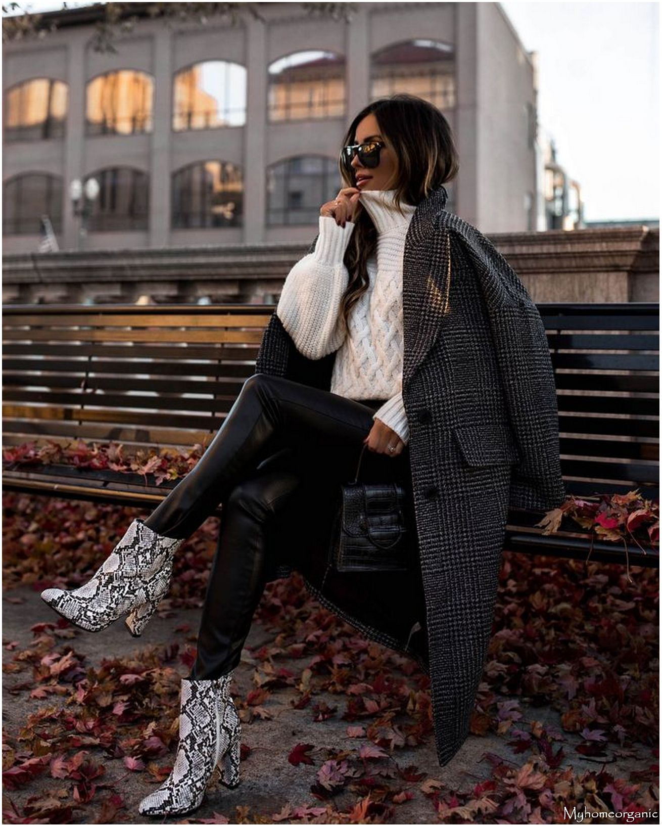 Everyday Wear - Casual Winter Leggings