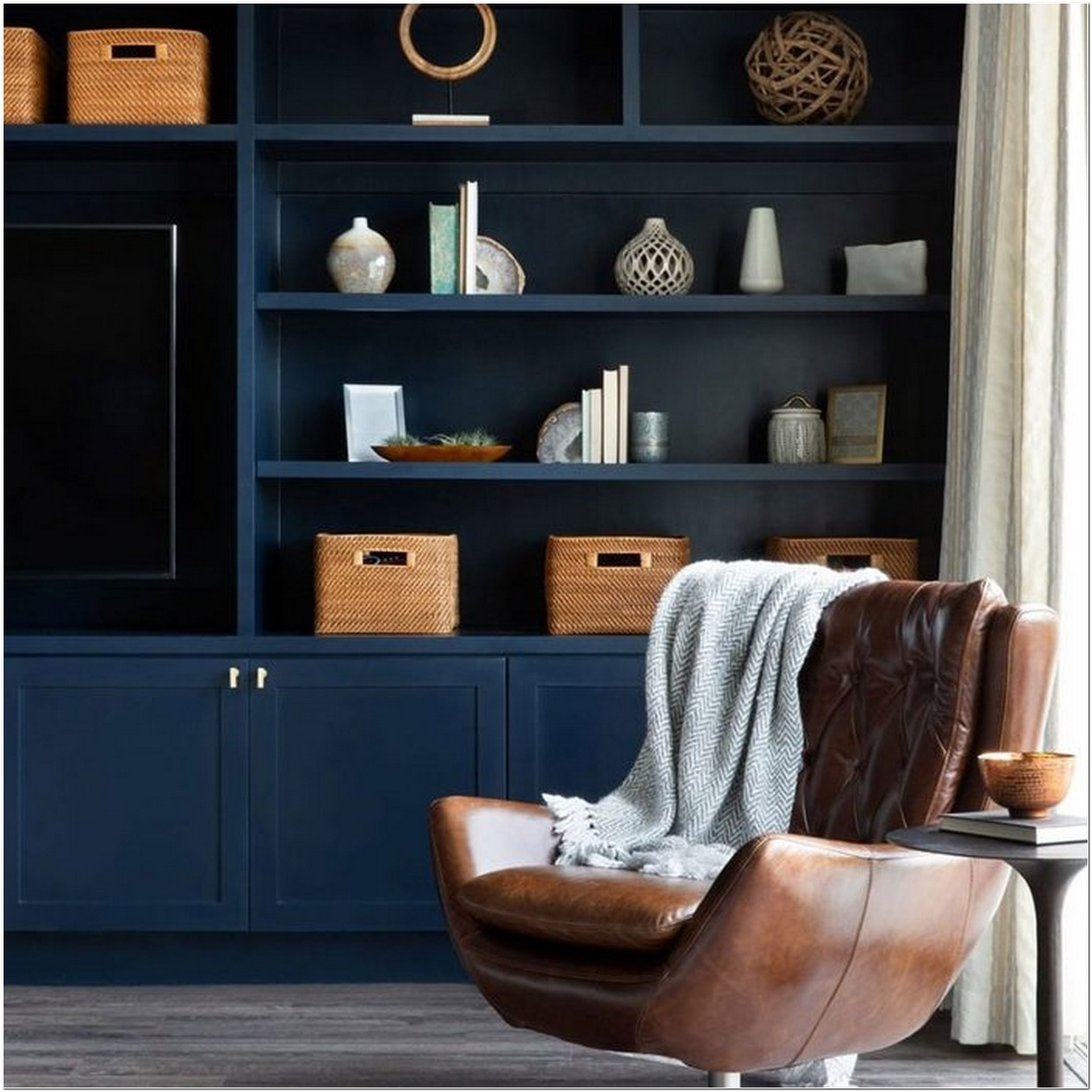 10 Best Living Room Shelving Arrangements That Will Enhance The Appearance Of Your Home